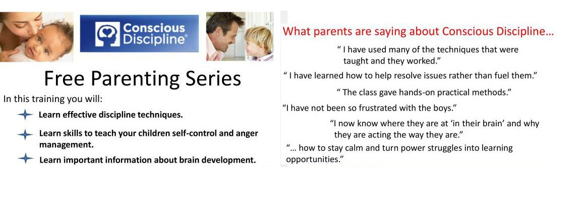 Conscious Discipline for Parents