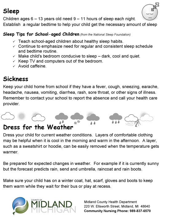 Getting Your Child Ready for School-2