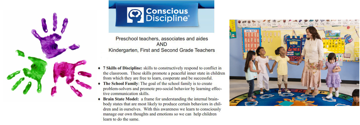 Conscious Discipline Training for Educators