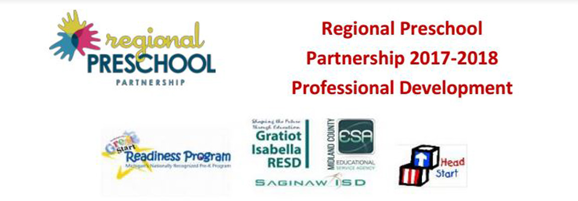 Regional Preschool Partnership Professional Development